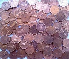 10 COINS GIFT LOT -1 PAISA COPPER COIN IN VERY GOOD CONDITION WITH FREE SHIPPING