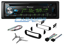 NEW PIONEER CAR STEREO RADIO W/ BLUETOOTH & CD PLAYER W/ INSTALL KIT FOR VW BUG