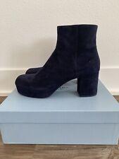 e3be39e6be0 PRADA Blue Boots for Women for sale | eBay