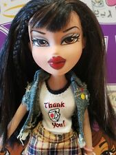 BRATZ  STYLE IT JADE original clothes shoes vest