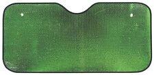 Green Metallic Wind Shield Sun Visor/Reflective Shade for Car A1
