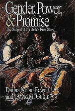 Gender, Power, and Promise: The Subject of the Bible's First Story by Gunn, Dav