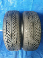 2 x Winterreifen Reifen Goodyear Ultra Grip Performance 205 60 R16 92H DOT 3214