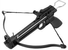 Crossbow Mk-45-1 Mini Pistol Hand Held Cross Bow with 5 Arrows - Black