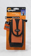 Lowepro Rezo 40 Orange Kompaktkamera Tasche camera bag, auch für iPod, GPS