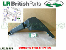GENUINE LAND ROVER FRONT BUMPER FINISHER RANGE ROVER EVOQUE LH NEW LR028551 NEW