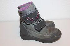 RICOSTA winter kinder leder Stiefel Schuhe Boots mit Steine geschmückt Gr.26 TOP