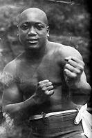 New 5x7 Photo: Boxing Sports Boxer Jack Johnson, Heavyweight Champion
