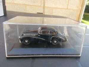 HTOO2--HEALEY TICKFORD ,IN BLACK--USED/MINT /BOXED-MISSING HEADLIGHT!!