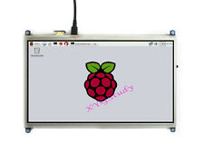 10.1 inch HDMI 1024×600 Resistive Touch Screen LCD for Raspberry Pi 3 2 Model B