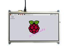 10.1 Pollici HDMI 1024×600 LCD TOUCH SCREEN RESISTIVO PER Raspberry Pi Modello B 3 2