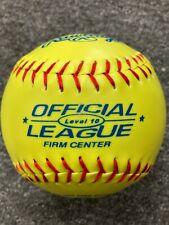 Rawlings Official League Softball Firm Center