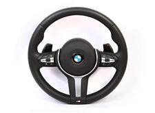 BMW F10 F11 F06 F01 F07 F12 F13 M-Sport Lenkrad Schaltwippen Steering WheeL Vibr