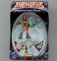 Avengers United They Stand TIGRA Action Figure - Marvel Comics Toy Biz 1999