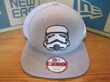 Star Wars The Force Awakens Storm Trooper New Era Hat Snapback Brand New GRAY