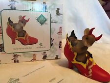 "Charming Tails ""YOU'RE THE FIRE IN MY SOLE"" SIGNED BY DEAN GRIFF NIB"
