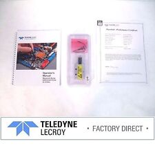 Teledyne LeCroy D600A-AT 6GHz Differential Probe Adjustable Tip Module -Warranty