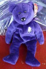 TY Beanie Baby PRINCESS Diana Bear~1997~Rare/Retired NWT (Free Shipping)