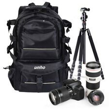 "18"" Large Capacity Camera Backpack Waterproof Travel Bag Case for Nikon DSLR SLR"