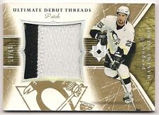 Maxime Talbot 05-06 Upper Deck Ultimate Debut Threads Game Jersey Patch /60