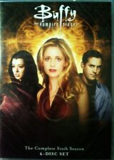 BUFFY The VAMPIRE SLAYER The COMPLETE SIXTH SEASON 22 Episodes+ Special Features