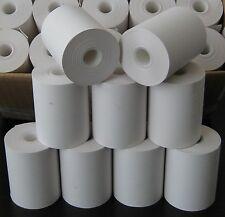 "2 1/4"" x 42' Thermal Paper Roll (96 Rolls) VeriFone Vx670 680 Vx520 Contactless"