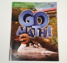 Go Math!: Student Edition Chapter 3 Grade 2 - 2015 - New
