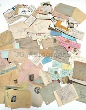 Entertainment Autographs Discovery Lot - Mostly Early to Mid 1900s - Approx. 200