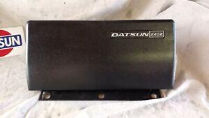 Datsun 70- 73 240Z OEM Glove Box Door