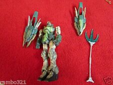 Bandai Gundam Battle Scarred Gundam Wing Nataku  Action Figure Loose seed