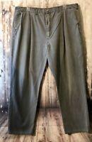 Canyon Ridge Mens Gray Pants Size 3XL (46) 100% Cotton