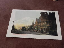 Early postcard - Council Offices Handsworth Birmingham - West Midlands
