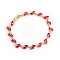 Fashion Charm Women Austrian Rhinestone Chain Bracelet Jewelry New