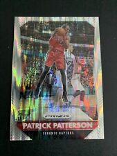 2015-16 Panini Prizm Basketball Flash Parallel #131 Patrick Patterson Raptors