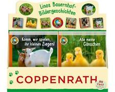 6 Mini Lino Bücher aus Lino Box 67 Linos Bauernhof Bildergeschichten  + BONUS
