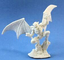 1 x MORTAR GARGOUILLE- BONES REAPER figurine miniature wing gargoyle 77028