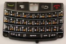 OEM BLACKBERRY BOLD 9780 OEM RUSSIA Keypad Keyboard buttons