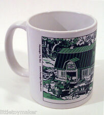 Ceramic mug featuring Marx Dairy Farm Play Set