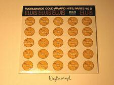 ELVIS' WORLDWIDE GOLD AWARD HITS, PARTS 1 & 2, R 213690 RCA 2LP SEALED