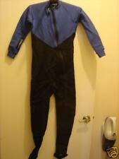 NEW Triolifin Full Wetsuit  S  Blue Black Aquaflite