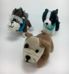 McDonald's Happy Meal Toys Hotel Dogs 2009 DreamWorks Cooper Romeo Shep