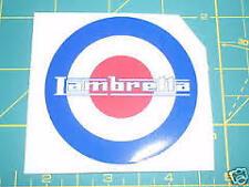 LAMBRETTA Vespa Scooter MOD TARGET Sticker GP,TV,LI,SX,GT. 200