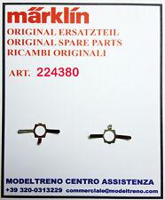 MARKLIN 22438 224380  PATTINO PER HAMO (2 Pz.) -  SCHLEIFER HAMO (2 St.) 8398