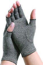 Cotton Arthritis Gloves Gray Orthotics, Braces & Orthopedic Sleeves