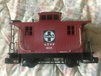 Bachmann Caboose AT&SF #425 G Scale