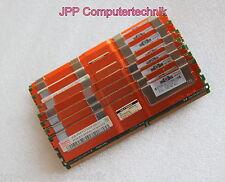 16GB 4x 4GB RAM für HP ProLiant DL380 G5 PC2-5300F 667Mhz FB DIMM ECC DDR2 HYNIX