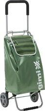 CARRO DE COMPRA FLEXY Verde Carrito Rodillo plegable lavable