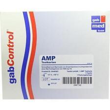 DROGENTEST Amphetamin Testkarte 1St Test PZN 2447142