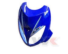 Genuine White Knuckle Bikes WK ONE Scooter Front Headlight Cover BLUE