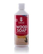 Tableau Wood Soap Wood Floor Cleaner 500ml No Rinse Formula Sandalwood Fragrance